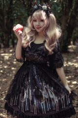 Infanta -Milu Kingdom- Lolita Jumper Dress