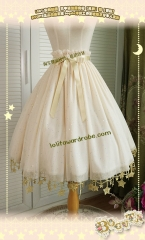 Boguta -Starry Night- Sweet Lolita Skirt Under Skirt Version I - Round 3 Preorder
