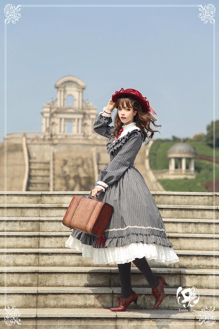 Vintage traveller skirt