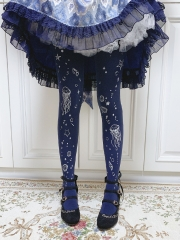 The Deep Sea Lolita Tights Version II