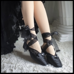 The Romantic Ballet Vintage Classic Lolita Shoes