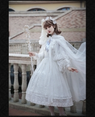 ZJ Story -Heaven and Hell- Ouji Gothic Lolita Cape