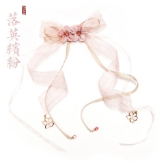Lullaby -LuoYing BingFen- Qi Lolita Accessories