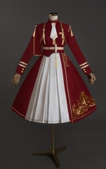 SanYeTing -The Prince of Rose Academy- Vintage Classic Lolita OP Dress